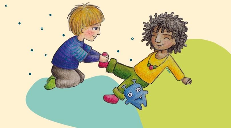 Online-Infoabend am 18.03.2021, Illustration: Lena Voß © 2012