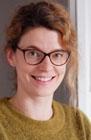 Das Foto zeigt ein Portrait von Lena Voß