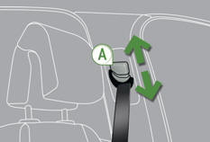 Seat belts :: Safety :: Peugeot 3008 Owner's Manual