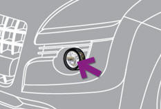 Changing a bulb :: Practical information :: Peugeot 3008