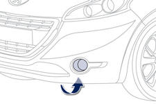 Front lamps :: Changing a wheel :: Practical information