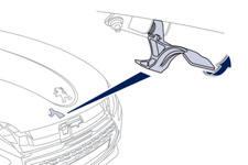 Opening :: Bonnet :: Checks :: Peugeot 208 Owner's Manual