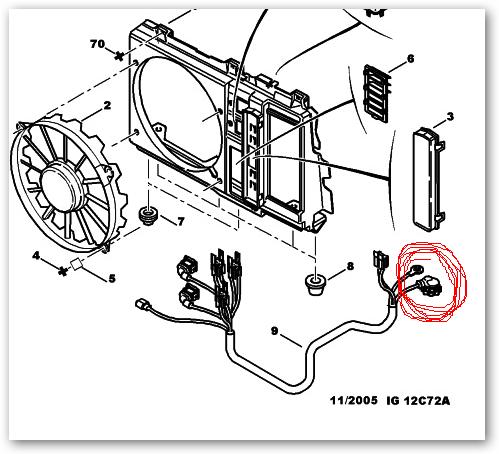 P 406-schéma větráku chlad. soustavy-sahara stále nejde