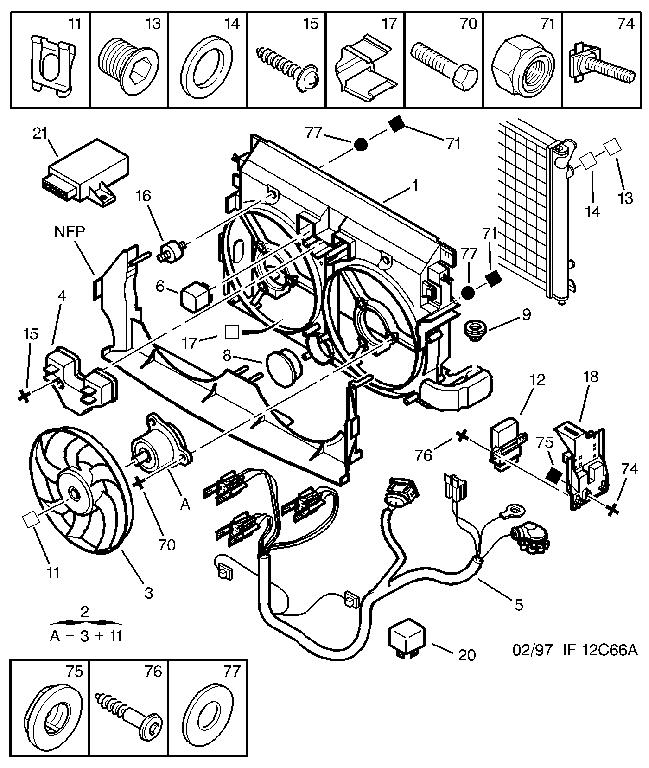 1308 K9 01 FAN TUBE