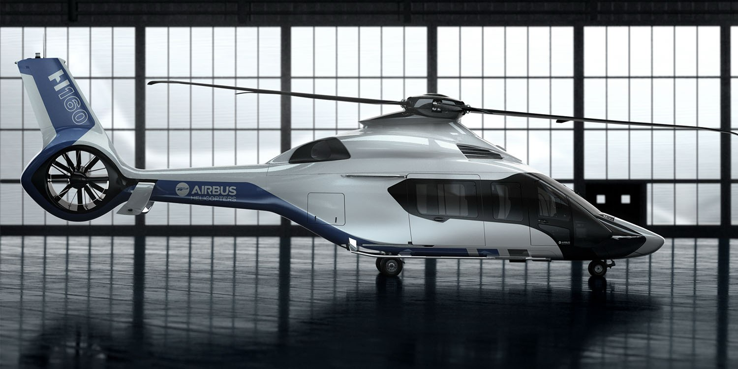 Image result for Airbus Helicopter H160