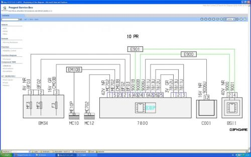 small resolution of esp ecu communication fault peugeot forums peugeot 307 abs wiring diagram
