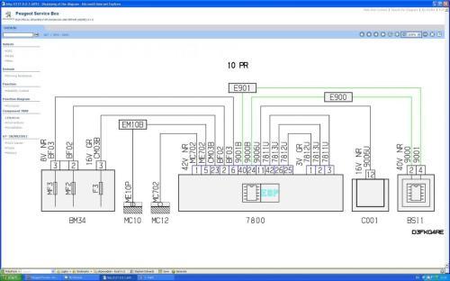 small resolution of passione peugeot u2022 leggi argomento problema con sedre documentazione backup peugeot 508 sw wiring diagram peugeot
