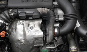 308 16 Hdi turbo leak  Peugeot Forums