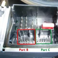 Blaupunkt Rd4 Wiring Diagram 2000 Jeep Cherokee Sport Tail Light Citroen Upf Schullieder De Aux Cd Changer Port Enabling Peugeot Forums Rh Peugeotforums Com