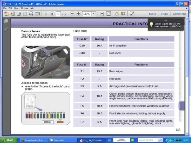 peugeot 207 fuse box recall  wiring diagram circuitsteel