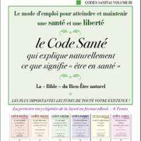 Codex Sanitas - Le Code Santé