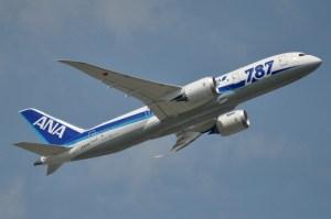 Boeing 787-881 ANA JA805AFrancfort le 20 mai 2012
