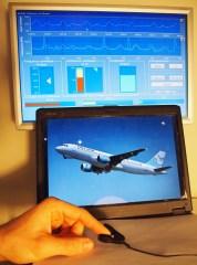 La cohérence cardiaque se compose d'un capteur cardiaque et d'un écran permettant de refléter le niveau de l'anxiété. Le logiciel utilisé est le plus moderne, développé par le CHU de Lille.