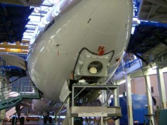 LIDAR A340