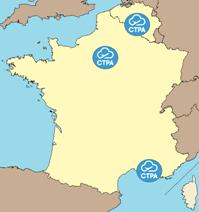 Le CTPA organise des stages à Paris, Marseille et en Belgique, sur l'aéroport de Charleroi