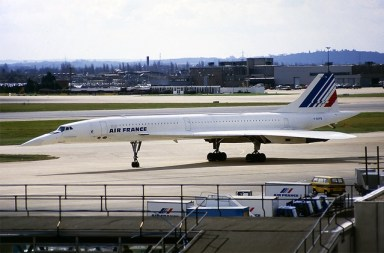Le Concorde était le seul avion commercial supersonique.Photo Paul Nelhans