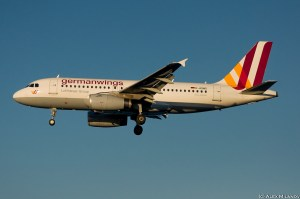 Airbus A319-132 Germanwings D-AGWS (CFU-LGKR)