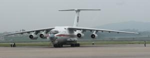 Si vous allez en Corée du Nord, vous aurez peut-être l'occasion de voler sur un Ilyushin-76... Pour les amoureux d'aéronautique c'est l'occasion de toucher l'histoire de l'aviation, pour ceux qui ont peur de l'avion par contre...