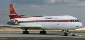 La Caravelle a commencé à voler dans les années 50... mais ses accidents sont encore utilisés dans les statistiques !