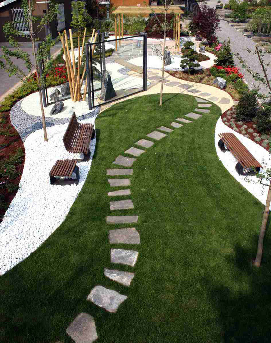Peverelli design construction and maintenance of green