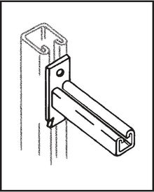 CA2 Cantilever Arms at PEW Electrical