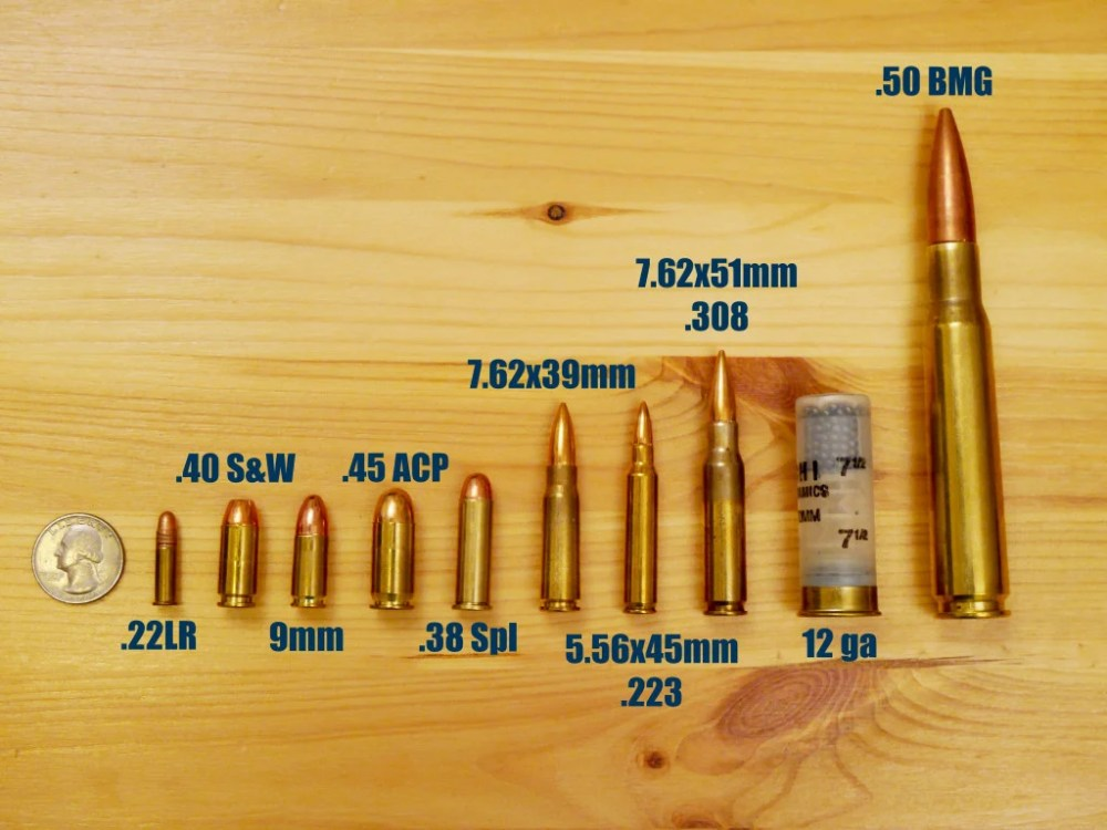 medium resolution of more common bullet calibers