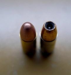 9mm 115 gr federal fmj vs 124 gr federal hydrashok top [ 1024 x 769 Pixel ]