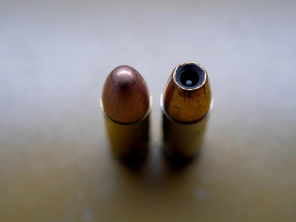 medium resolution of 9mm 115 gr federal fmj vs 124 gr federal hydrashok top