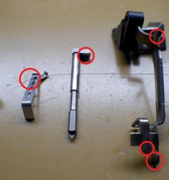 glock 25 cent trigger job polish parts diagram [ 1024 x 769 Pixel ]