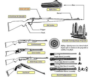 Types of Guns  Pew Pew Tactical
