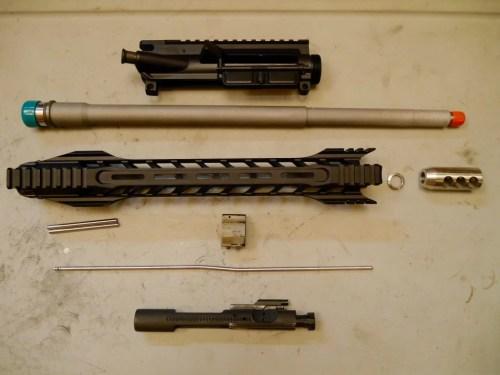 small resolution of rainier arms upper build