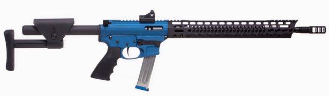 trojan firearms pro9v pistol caliber carbine