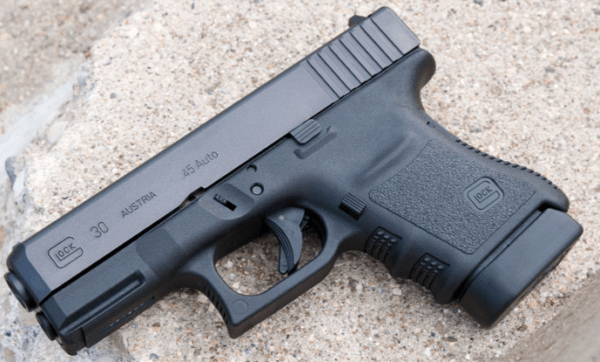 four glock 45 acp