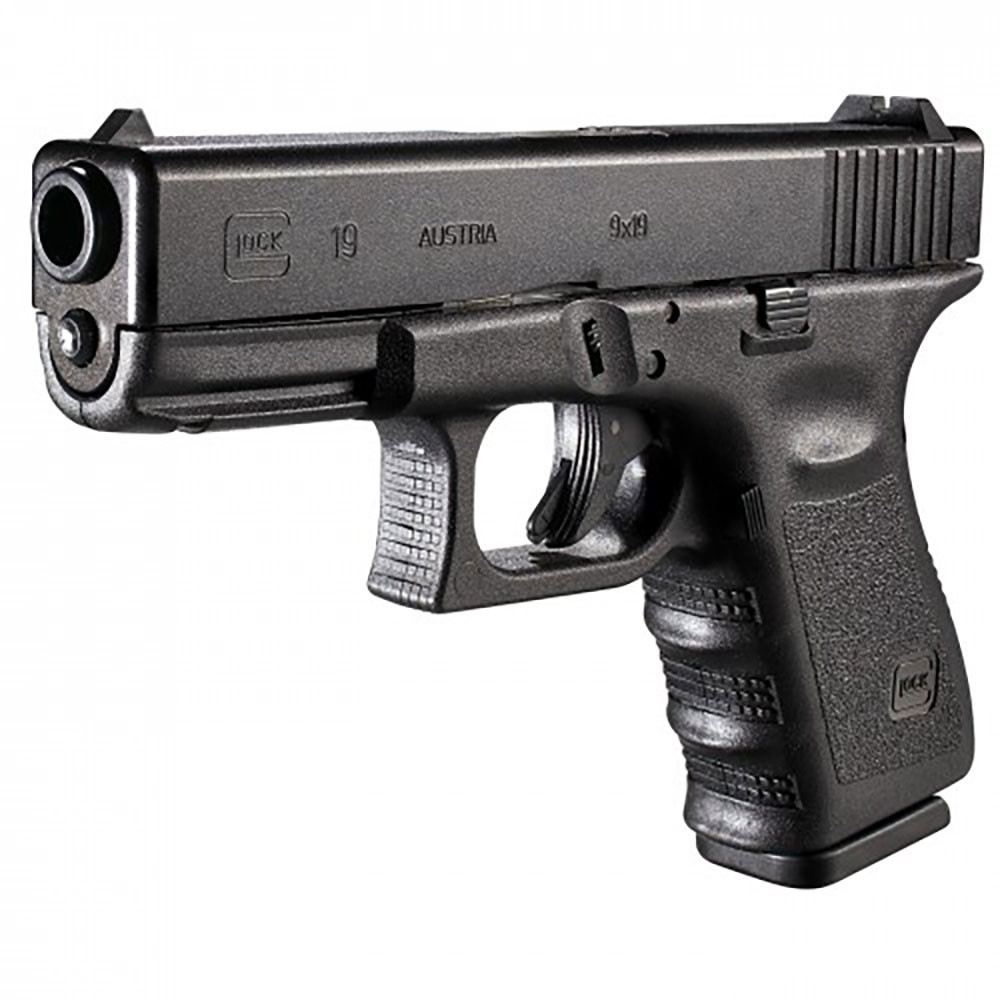 hight resolution of glock 19