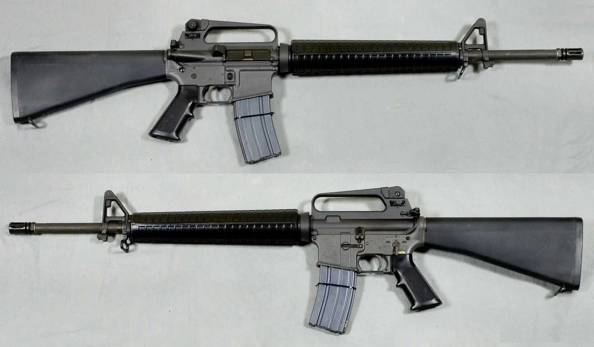 hight resolution of m16a2 clone