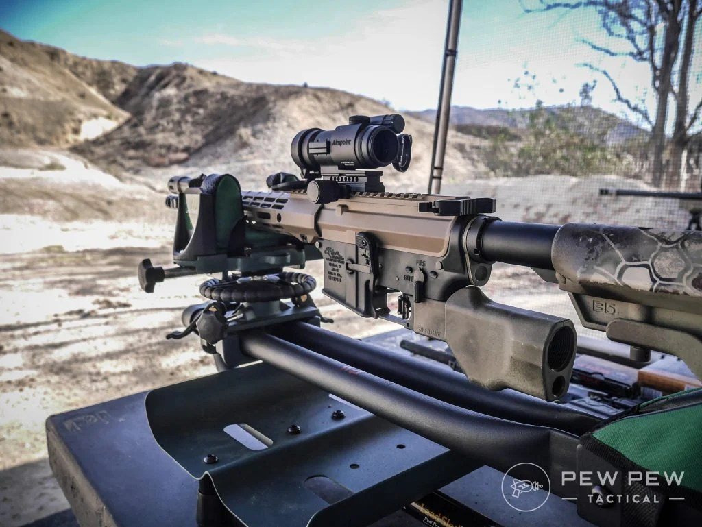 review aimpoint pro patrol