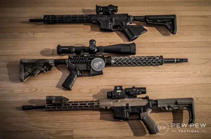 Best Ar 15 Upgrades 2020 Triggers