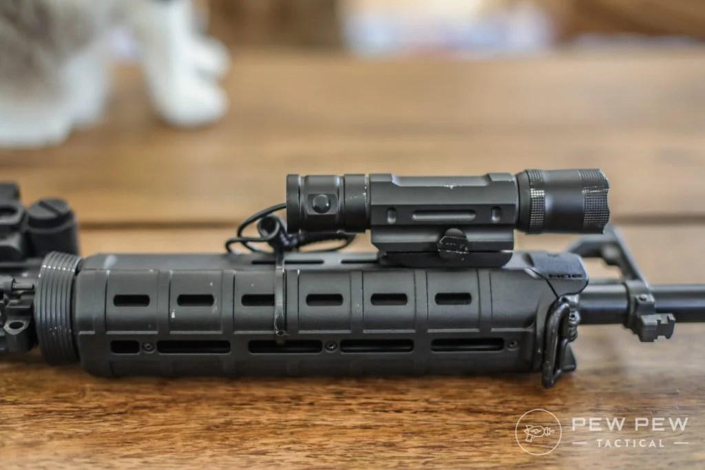 Best Rifle Light