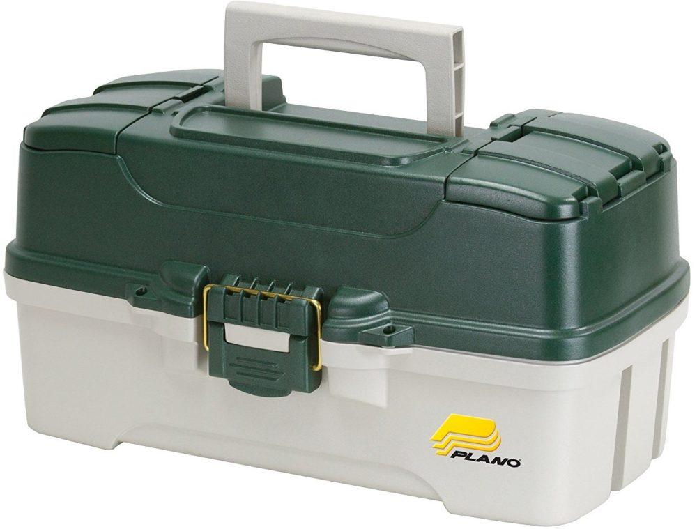 medium resolution of plano 3 tray tackle box