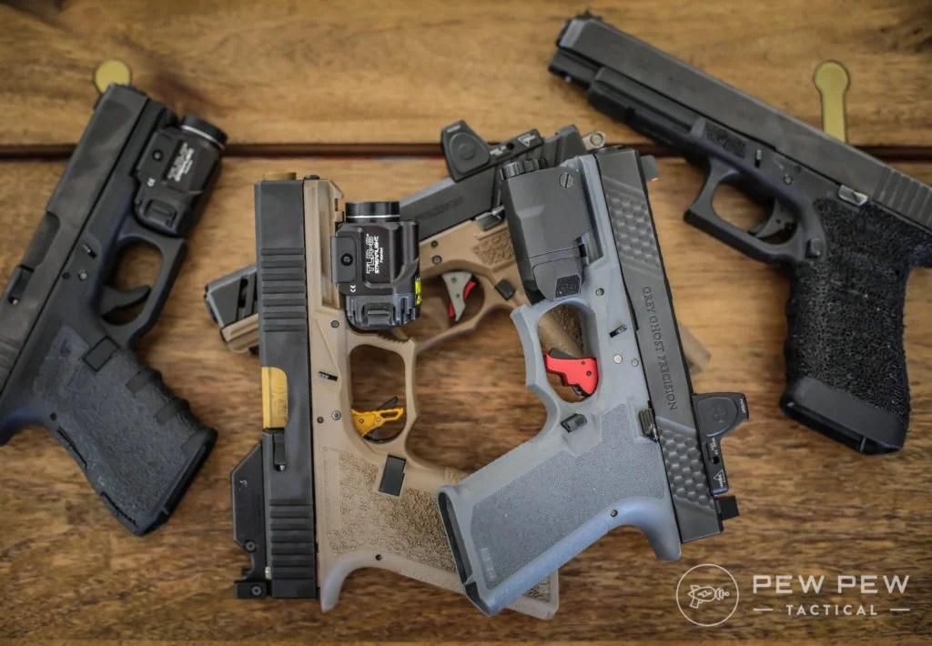7 best aftermarket glock