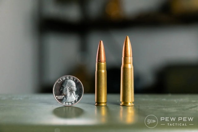 .300 BLK vs 7.62x39mm