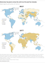 More Than Half Of Countries Are Democratic Pew Research Center