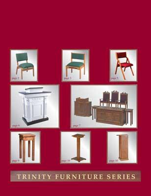 Request A Free Church Furniture Catalog
