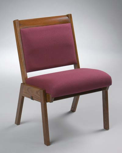 Stackable Oak Wood Chairs  Imperial Woodworks Inc