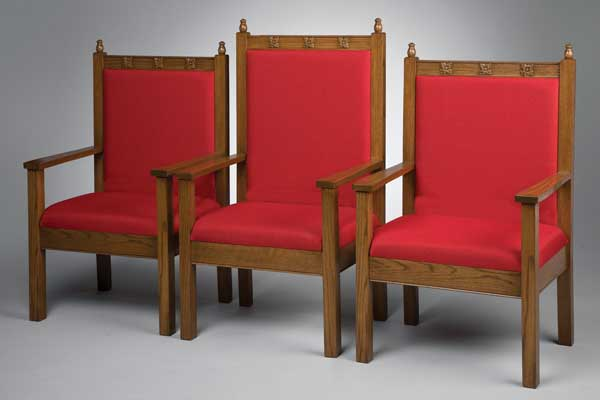 Church Chairs  Church Seating  Imperial Woodworks  Pewscom