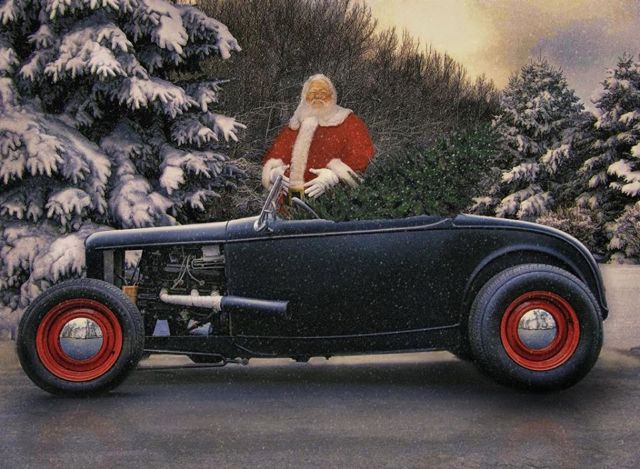 Car Garage For Sale >> Enjoy Life in a Hot Rod - Pewsplace