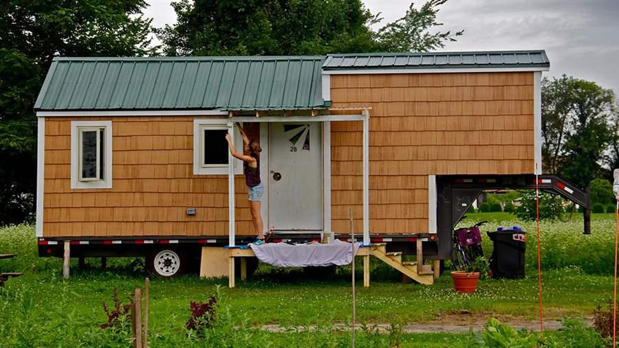 Tiny Houses Are Affordable Energy Efficient And Often
