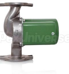 007 stainless steel circulator pump 1 25 hp 115v brand taco [ 1000 x 1000 Pixel ]