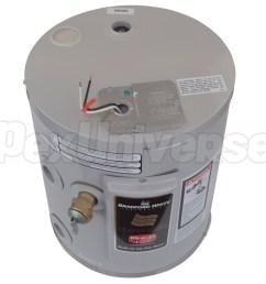 bradford white re120u6 1nal compact electric water heater pexuniverse [ 1000 x 1000 Pixel ]