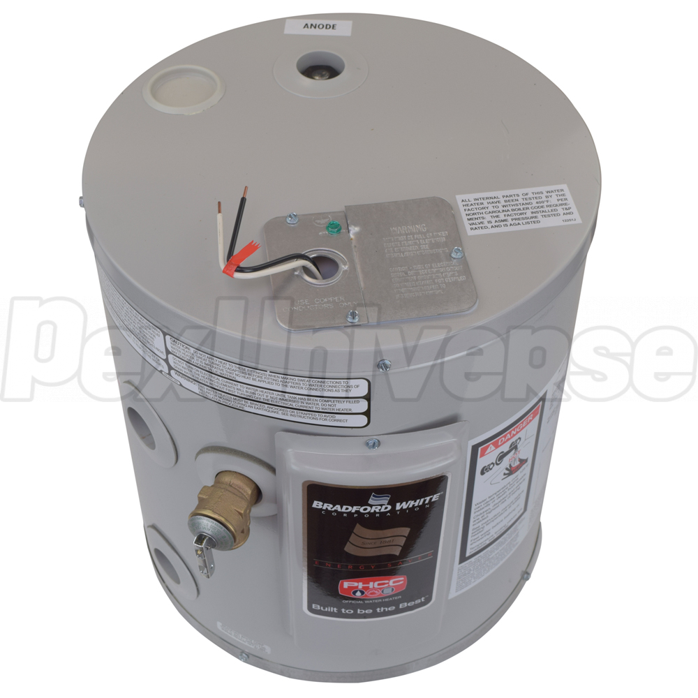 hight resolution of bradford white re120u6 1nal compact electric water heater pexuniverse